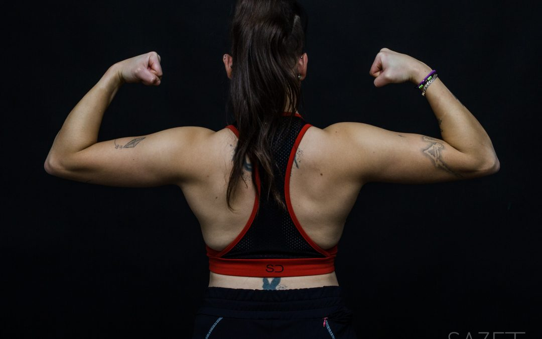 What women should do to build muscle